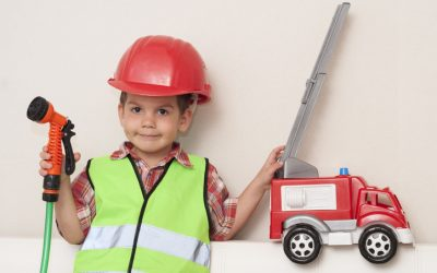 National Poster Campaign builds fire safety awareness among children