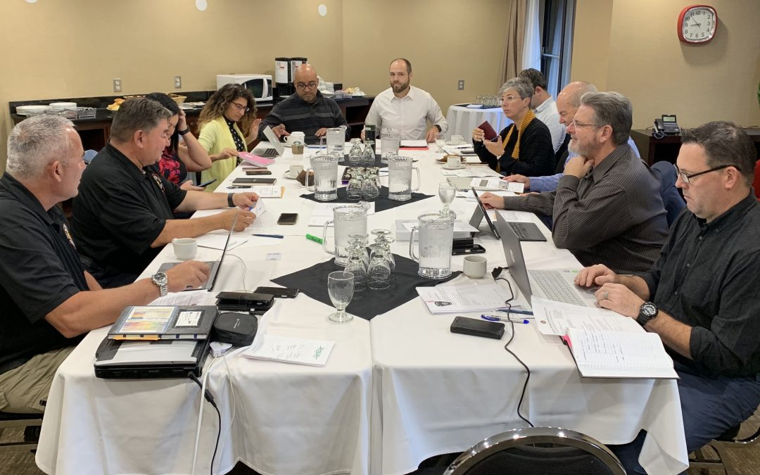 Indigenous Fire Marshal Office project Working Group meets in Ottawa