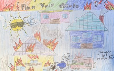 AFAC Annual Fire Safety Poster Campaign Results